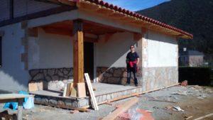 Caserío vasco en Vizcaya - Casas prefabricadas TecnoHome