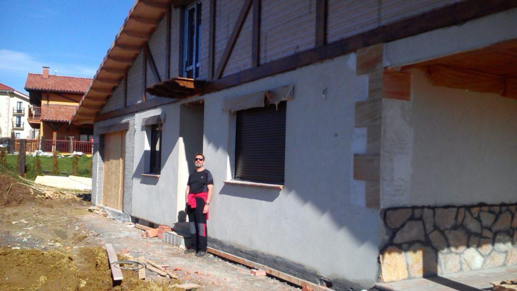 Casas prefabricadas galer a casas tecno home - Casas prefabricadas en burgos ...