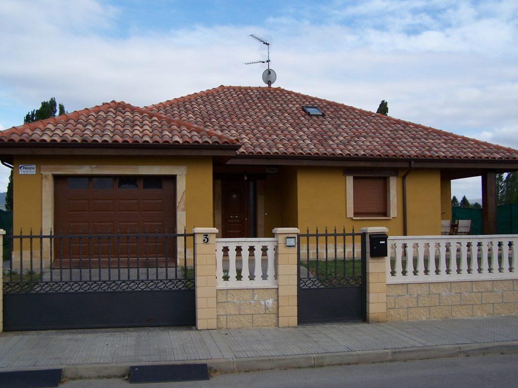 Casas prefabricadas galer a casas tecno home for Diseno casas unifamiliares