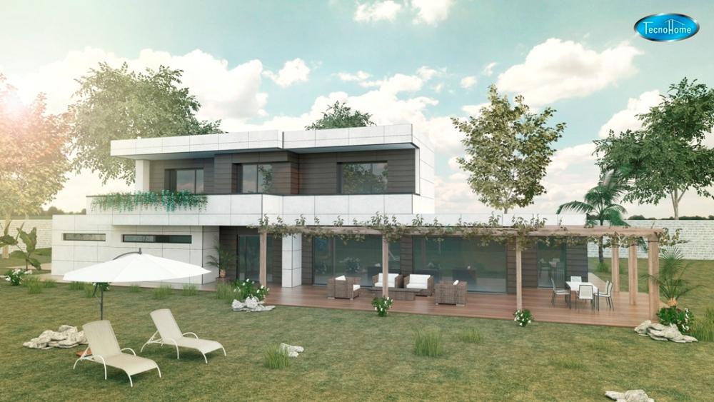 Casas prefabricadas vizcaya casas tecno home - Casas prefabricadas vizcaya ...