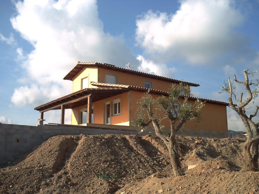 Casas prefabricadas galer a casas tecno home - Casas prefabricadas valladolid ...