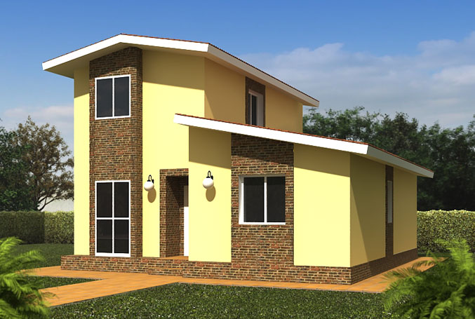 Casa Prefabricada Estella