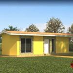 Casa prefabricada modelo Lugo - TecnoHome