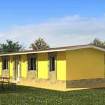Casa prefabricada modelo Medina - TecnoHome