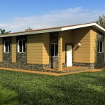 Casa prefabricada modelo Navarra - TecnoHome