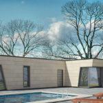 Casa prefabricada modelo Valencia - TecnoHome