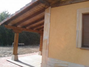 Vivienda unifamiliar casa prefabricada Villafranca