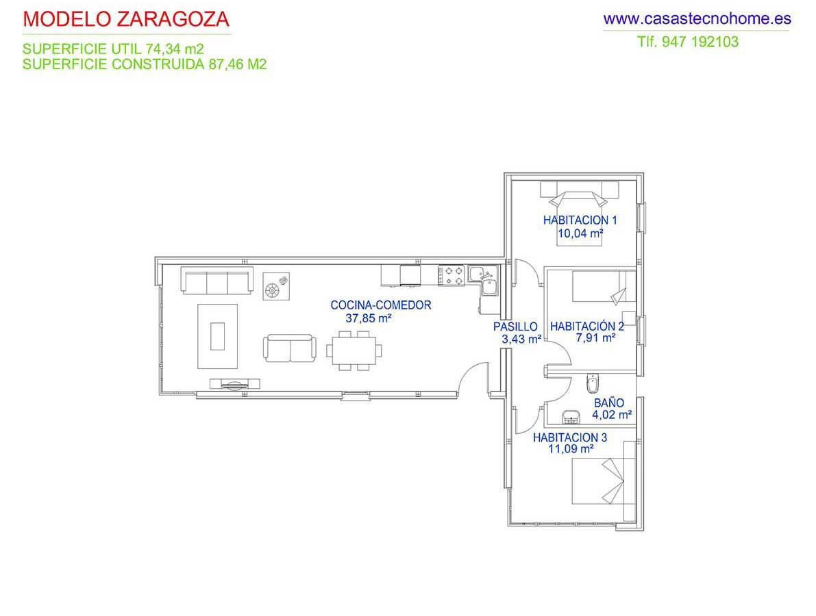 construccion casas prefabricadas zaragoza