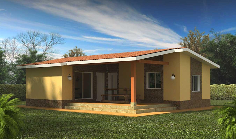 Casas prefabricadas casas prefabricadas tecno home - Casas prefabricadas en zaragoza ...