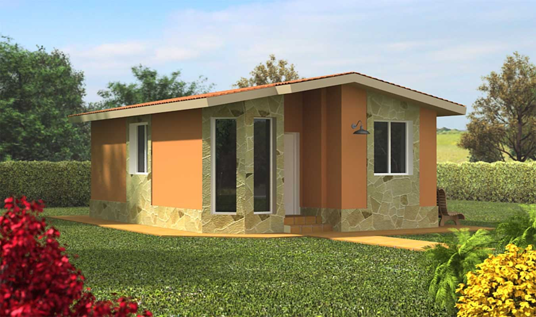 casas prefabricadas palencia | casas tecno home