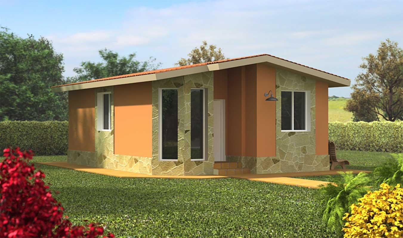 Casas prefabricadas casas prefabricadas tecno home for Fotos de casas prefabricadas