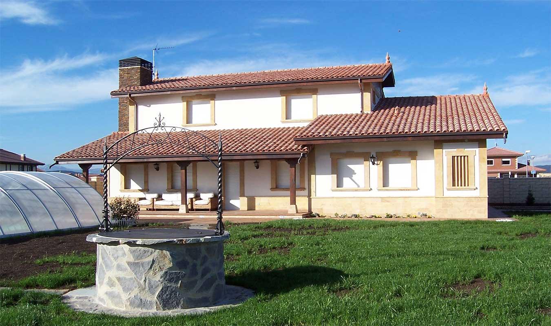 Casas madera Bizkaia
